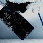 Is the Galaxy Note 9 Waterproof