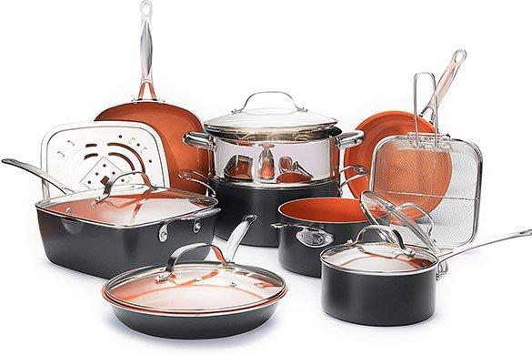 Top 10 Best Copper Cookware Brand Reviews