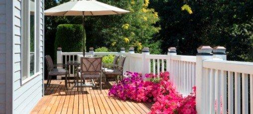 Balcony Floors Clean Longer
