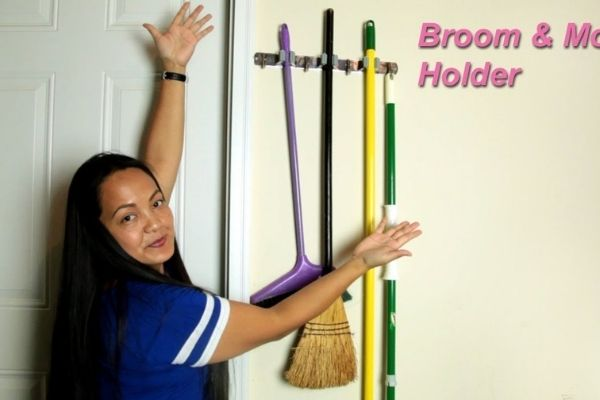 Hang Broom And Mops