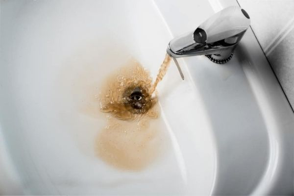 What Causes Black Water From Faucet