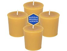 best smelling beeswax candles