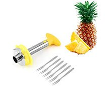 Top 10 Best Pineapple Slicer Reviews
