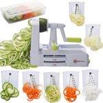 Top 10 Best Vegetable Slicer Machines Reviews