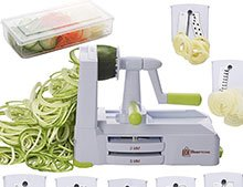 Top 10 Best Vegetable Slicer Machines Reviews