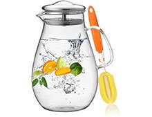 Top 10 Best Glass Pitchers Reviews