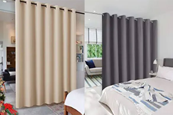 Top 10 Best Room Dividers Curtains in 2021