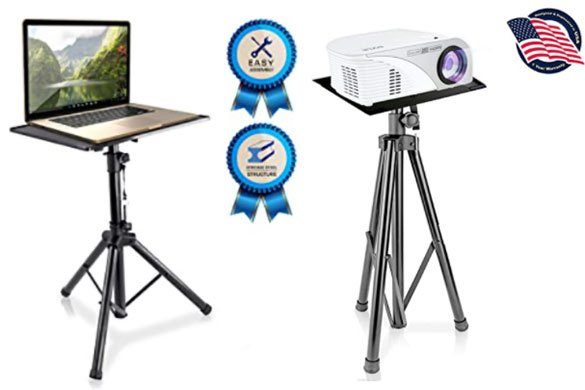 Top 10 Best Laptop Projector Stand in 2021