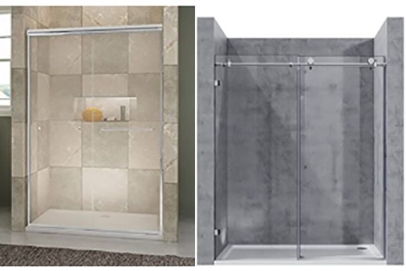 Top 10 Best Vigo Frameless Shower Doors Reviews