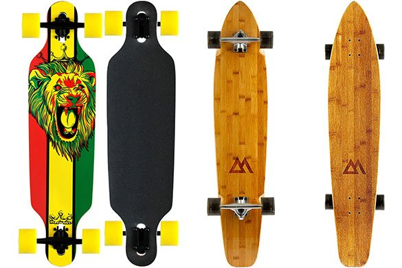 Top 10 best bamboo longboards