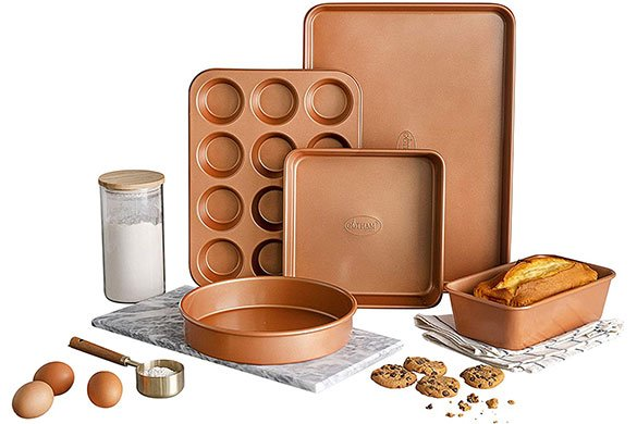 Top 10 best baking pan sets Reviews
