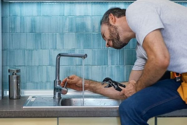 How To Remove Flow Restrictor From Kitchen Faucet