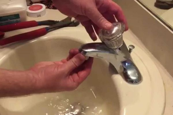 Tools And Materials Remove Faucet Aerator